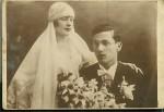 Anutza Meirovici and Oscar Ghertner (wedding)
