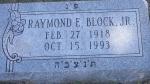Raymond Emile Block, Jr., in Little Rock